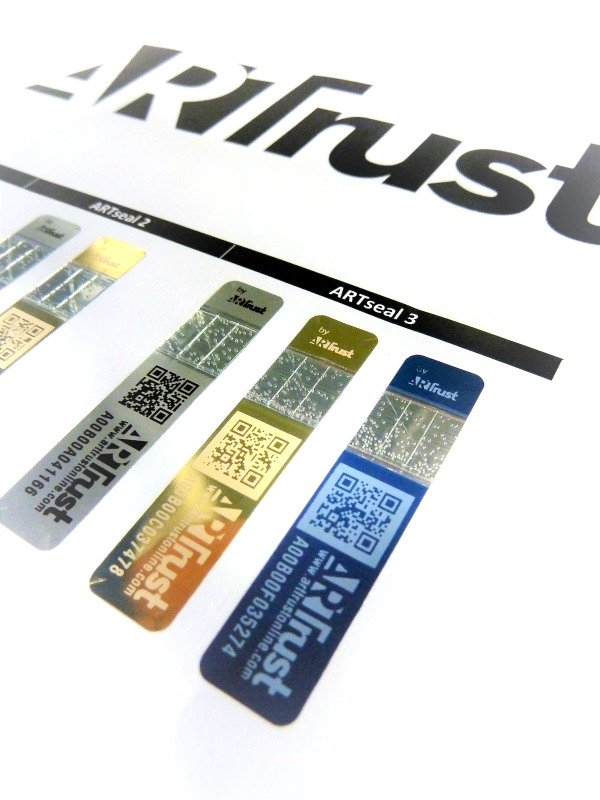 ARTtrust Certifications 1