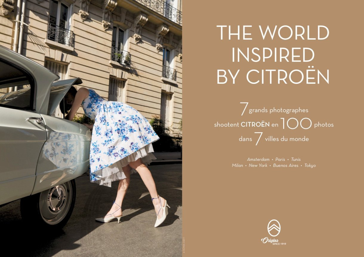 fotodart news world inpired by citroen 1