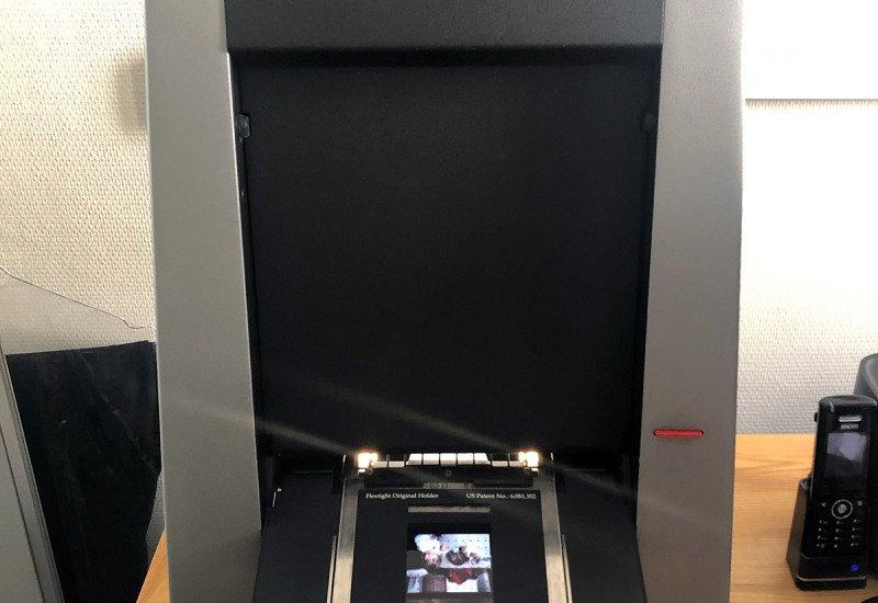 fotodart scannerhasselblad