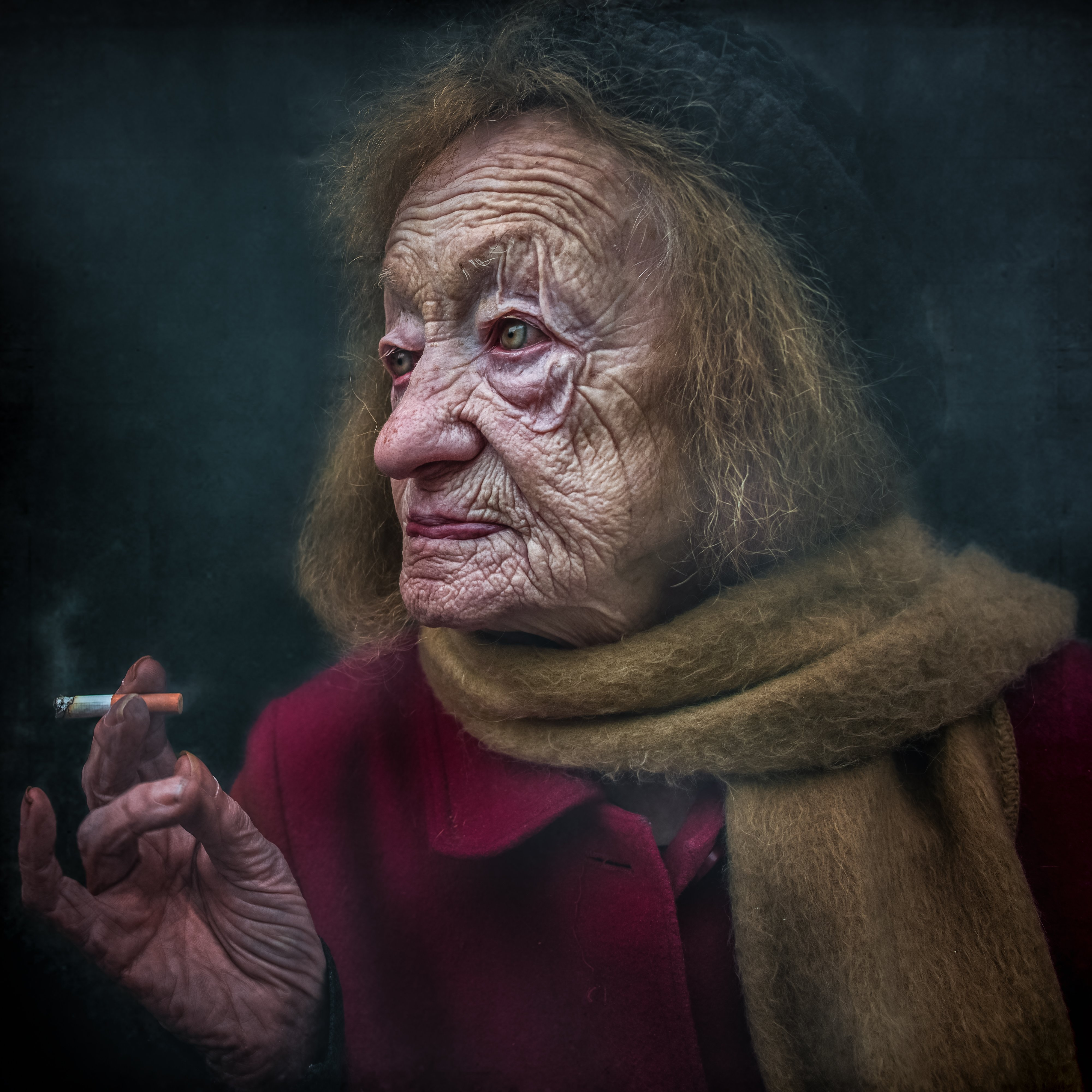Lee Jeffries Fotodart